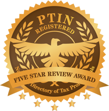 Five Star Review Award